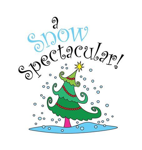 Snow Spectacular deananddena