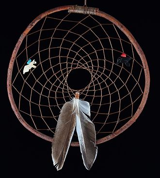 Dream Catcher Dean And Dena Enchanting Ojibwe Dream Catcher